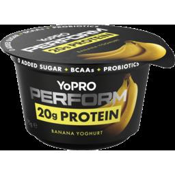 Photo of Yopro Perform Banana 175gm