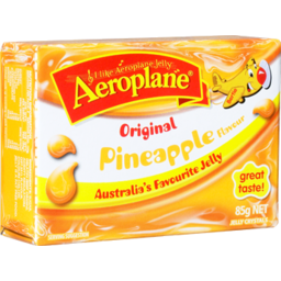 Photo of Aeroplane Jelly Pineapple 85g