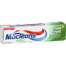 Photo of Macleans Protect Mild Mint Toothpaste 90gm