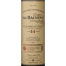 Photo of The Balvenie 14yo Caribbean Cask Scotch Whisky