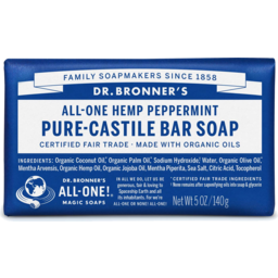 Photo of Dr. Bronner's Soap - Pure Castile (Peppermint)