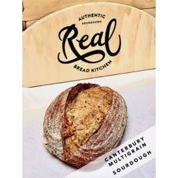 Photo of Real Bread Kitchen Bread Sourdough Canterbury Multigrain 750g