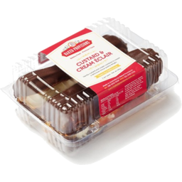 Photo of Baked Provisions Custard Cream Eclair 2pk