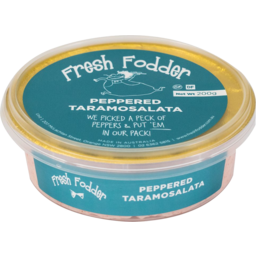 Photo of Fresh Fodder Peppered Roe Taramosalata Dip 200gm