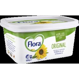 Photo of Flora Margarine Spread Original 500g