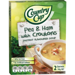 Photo of Country Cup Pea & Hm With Croutons