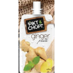 Photo of Pikt & Chopt Ginger Paste 75gm