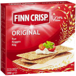 Photo of Finn Crisp Original Rye 200g