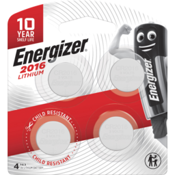 Photo of Energizer Miniature Retail Electronic Battery 4pk