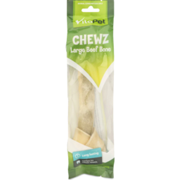 Photo of Vitapet Large Rawhide Chew Bone 110g