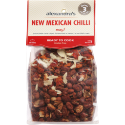 Photo of Alexandra's Mexican Chilli Mild Ready To Cook 195g