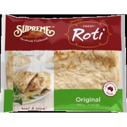 Photo of Supreme Roti Original 500g