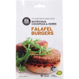 Photo of Bean Supreme Burger Falafel 300gm