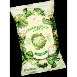 Photo of Temole Cauliflower Puffs Sea Salt 56g