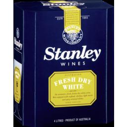Photo of Stanley Fresh Dry White