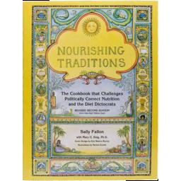 Photo of Fallon. Sally Book - Nourishing Traditions