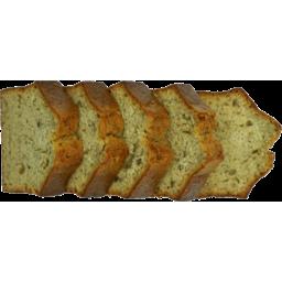 Photo of Sliced Banana Bread 5 Pack