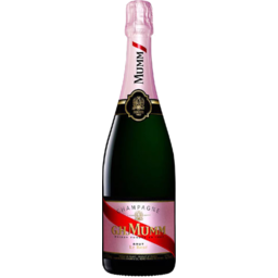 Photo of Mumm Champagne Rosé 750ml