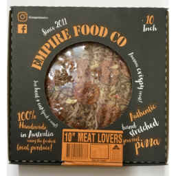 Photo of Empire 10 Meat Lovers Pizza 600
