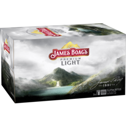 Photo of James Boag's Premium Light Stubbies