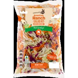Photo of Community Co Ranch Salad Kit 450g
