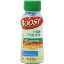 Photo of Boost High Protein Vanilla Drink