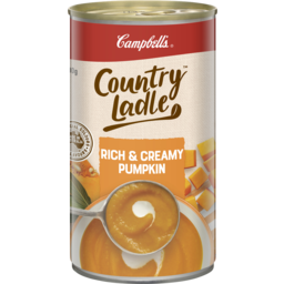 Photo of Campbell's Country Ladle Soup Rich & Creamy Pumpkin 500g