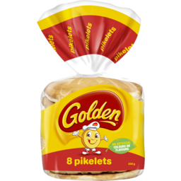 Photo of Golden Pikelets 8pk