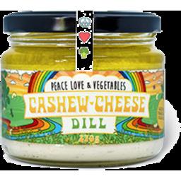 Photo of Peace Love & Veg Dill Cashew Cheese
