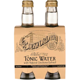 Photo of Bickfords Mixes Tonic Water 4pk