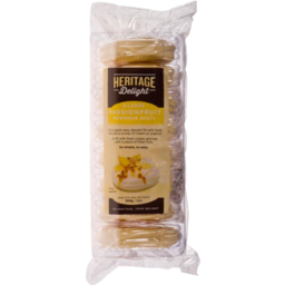 Photo of Heritage Delight Large Meringue Nests Passionfruit 8 Pack