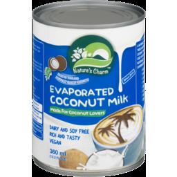 Photo of Nature's Charm Evaporated Coconut Milk