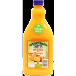 Photo of Cape Naturaliste Orange & Mango Juice 2lt