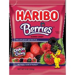Photo of Haribo Berries 142g