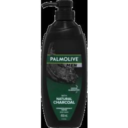 Photo of Palm Men Charcoal Body Wash 450ml