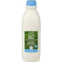Photo of A2 Light Milk 1lt