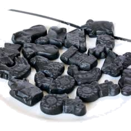 Photo of Dutch Licorice Double Salted /Kg