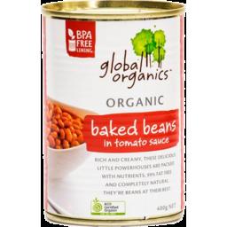 Photo of Global Organics Baked Beans