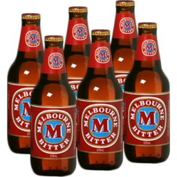 Photo of Melbourne Bitter Bottle 375ml 6 Pack