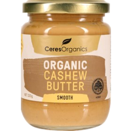Photo of Ceres Organics Nut Spread - Cashew Butter (Smooth)