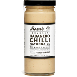 Photo of Roza's Gourmet HABANERO CHILLI MAYONNAISE