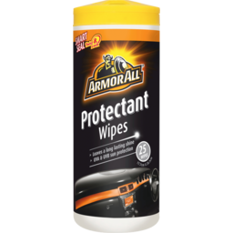 Photo of Armor All Wipes Protectant 25