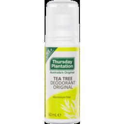 Photo of Tea Tree Deodorant 60ml