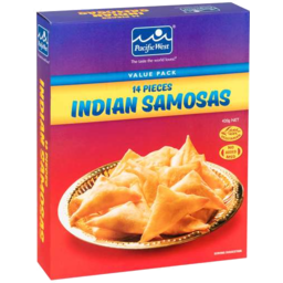 Photo of Pacific West Indian Samosas 420gm