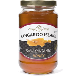 Photo of Living Honey - Kangaroo Island - Raw Honey - 500g