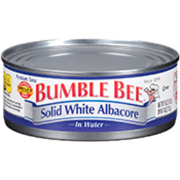 Photo of Bumble Bee Albacore In Water