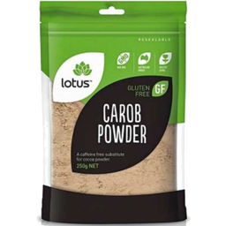 Photo of Lotus Carob Powder