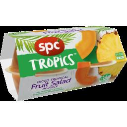 Photo of SPC Fruit Salad In Juice 4x113gm