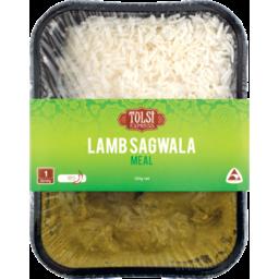 Photo of Tulsi Meal Lamb Sagwala 320g
