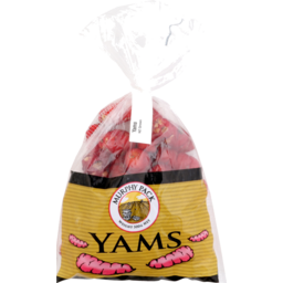 Photo of Yams Red 500g